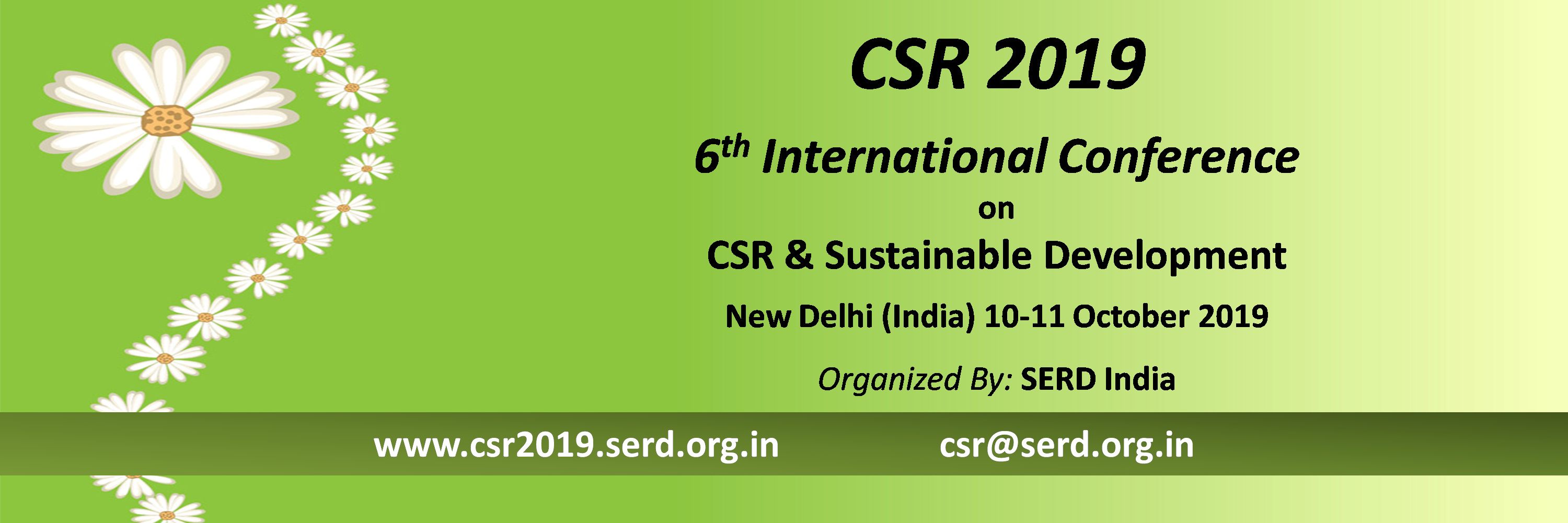 Slide2 Call for Papers CSR 2019